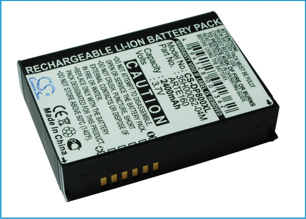 Battery for HTC Artemis, Love, P3300, P3350