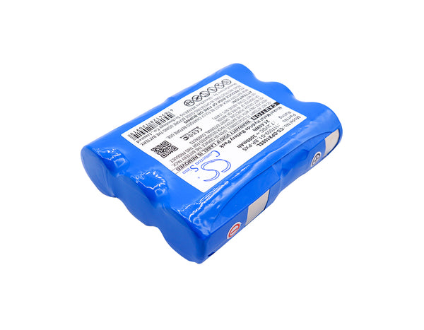 Battery for Dranetz DBMP1, DBPG106, DBPV10, DBPV500, DBPVFLEX, DBPX108