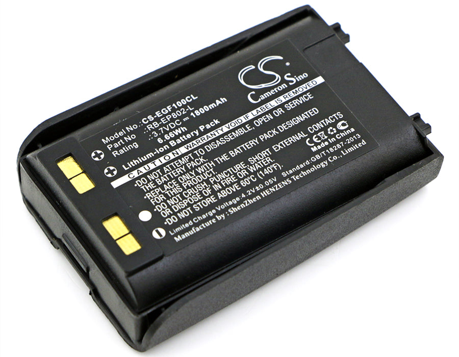 Battery for EnGenius EP-801, EP-802, FreeStyl 1, FreeStyl 1 HC, FreeStyl 2