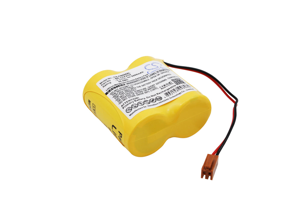 Battery for Cutler Hammer A06 Control, A06 series PLC controllers, A06B0073K001, A06B-0073-K001, A98L00010902