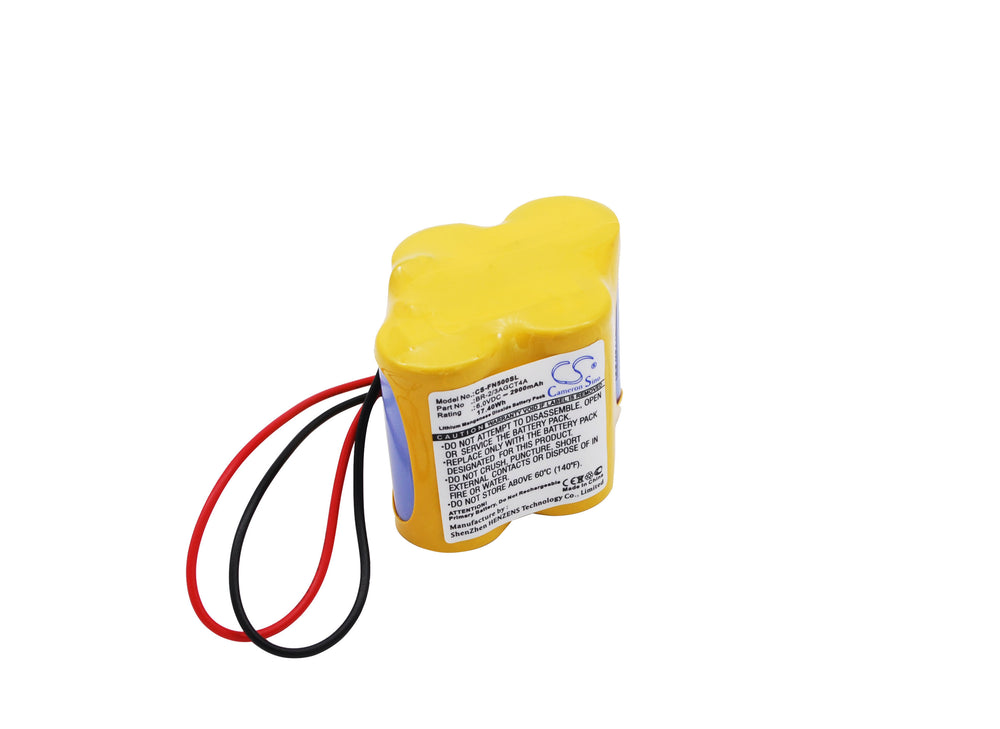 Battery for GE FANUC Amplifier ALPHA iSV, FANUC Amplifier BETA iSV, FANUC Amplifier BETA iSVSP, FANUC Amplifier BETA iSVSPc