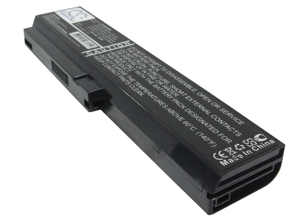 Battery for Fujitsu SW8, TW8 (4400mAh)