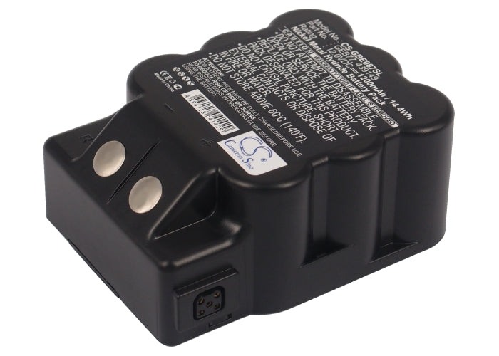 Battery for Leica TC400-905, TPS1000