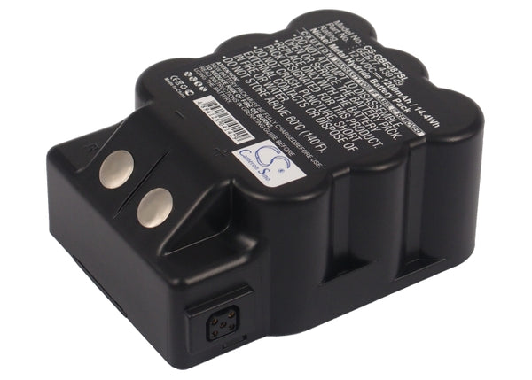Leica TC400-905, TPS1000 Replacement Battery