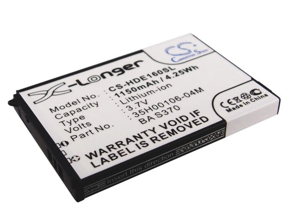 T-Mobile G1 (1150mAh) Replacement Battery