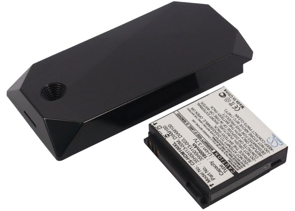 Battery for Dopod Touch Diamond, S900 (1800mAh)
