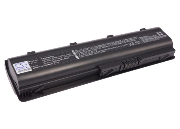 HP 62-100EE, Envy 15-1100, Envy 17-1000, Envy 17-1001TX, Envy 17-1002TX, Envy 17-1013tx, Envy 17-1018tx (8800mAh) Replacement Battery