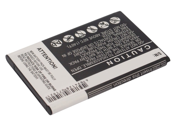 Battery for Dopod A3333, G7 mini, G8, Wildfire (1500mAh)