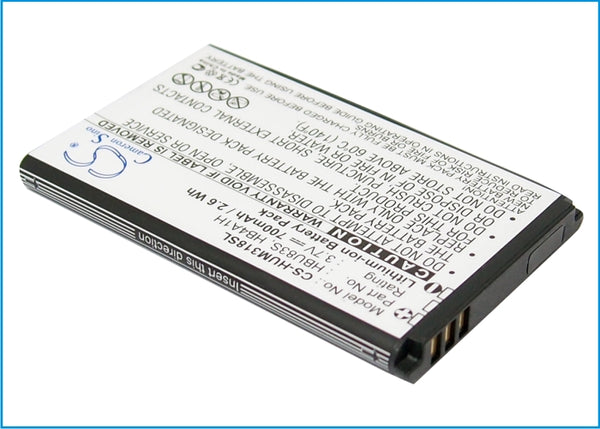 Battery for Vodafone 715, 716, 736, VF715, VF716, VF736 (700mAh)