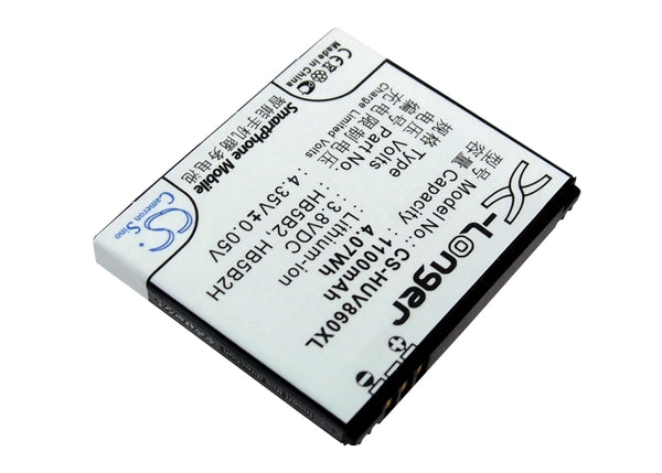 Vodafone 830, 830i, V830, VF830 (1100mAh) Replacement Battery