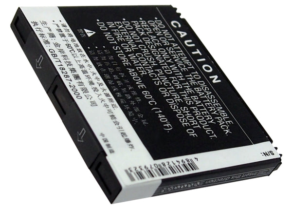 Battery for Vodafone 830, 830i, V830, VF830 (1100mAh)
