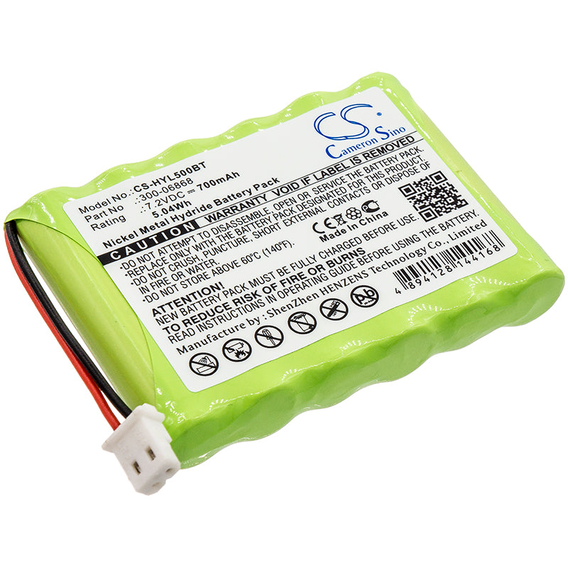 Battery for Honeywell L5000 Panel,Lynx Plus,Tss Keypad
