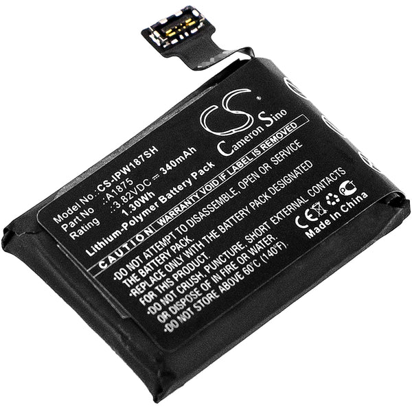 Battery for Apple A1861,Watch Series 3 42mm,Watch Series 3 GPS 42mm