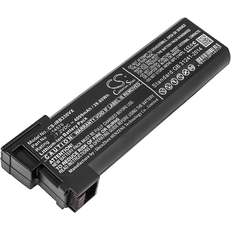 Battery for iRobot Looj 330, Looj 330 Gutter Cleaning Robot