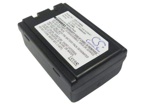 Banksys Xentissimo (3600mAh) Replacement Battery