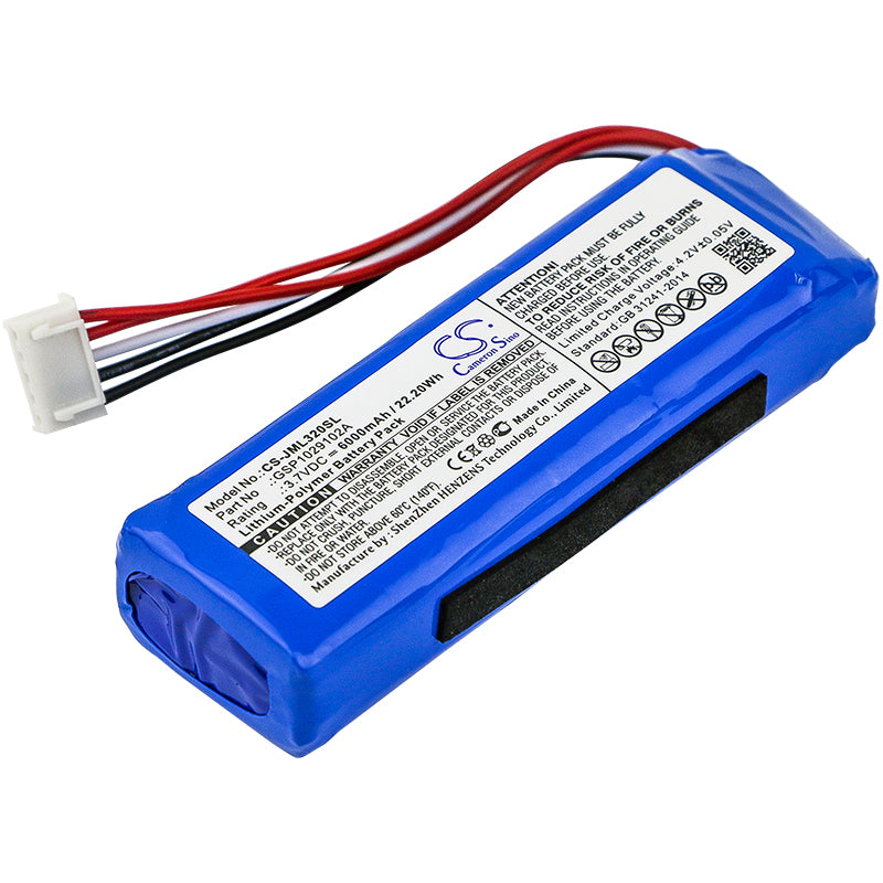 Battery for JBL Charge 3 2016 Version