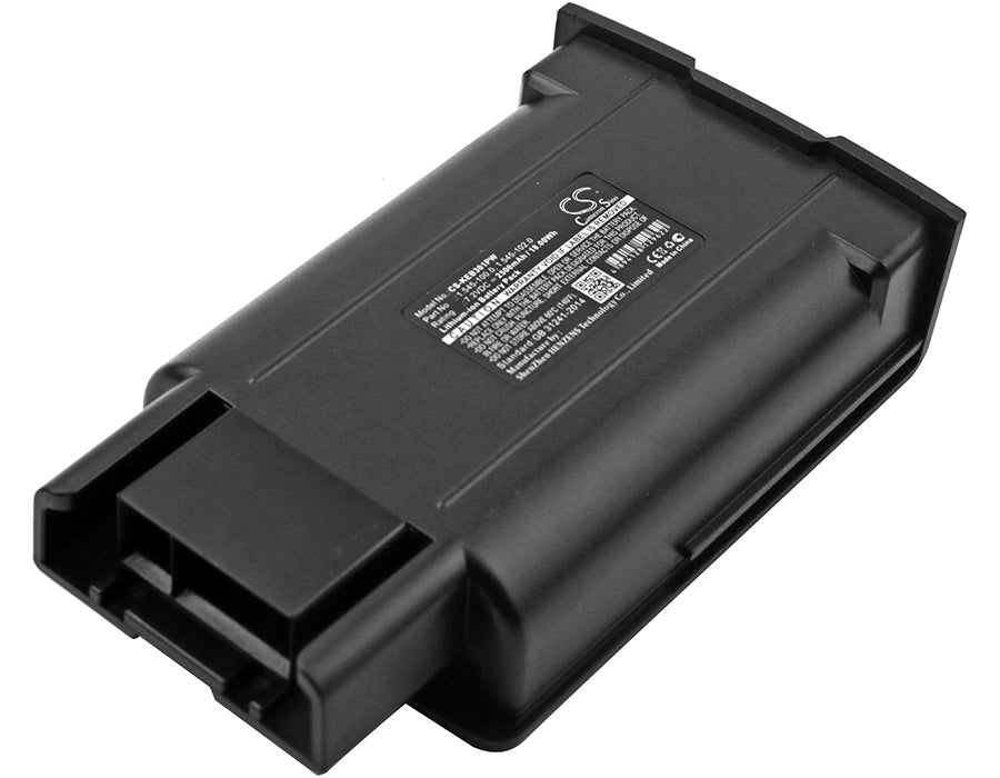 Battery for KARCHER EB 30/1 Cordless Electric Sweeper, EB30 Sweeper, 1.545-104.0, 1.545-113.0