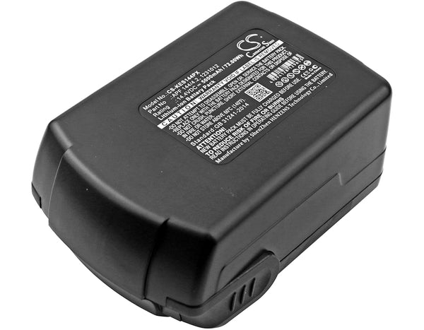 Kress 144 AFB (5000mAh) Replacement Battery