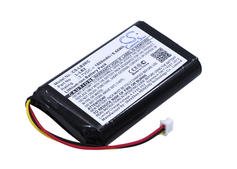 Battery for Logitech MX1000 Laser Cordless Mouse, M-RAG97