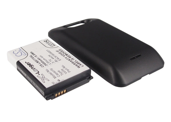 Battery for LG AS730, Cayenne, Cayenne 4G LTE, E450, E451G, Escape 4G, H410, H410 Avec, L34C, L35, L35g, L38C, L39C (2400mAh)
