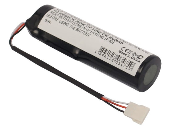 Battery for Logitech MM50, Pure-Fi Anywhere Speaker 1st (2200mAh)