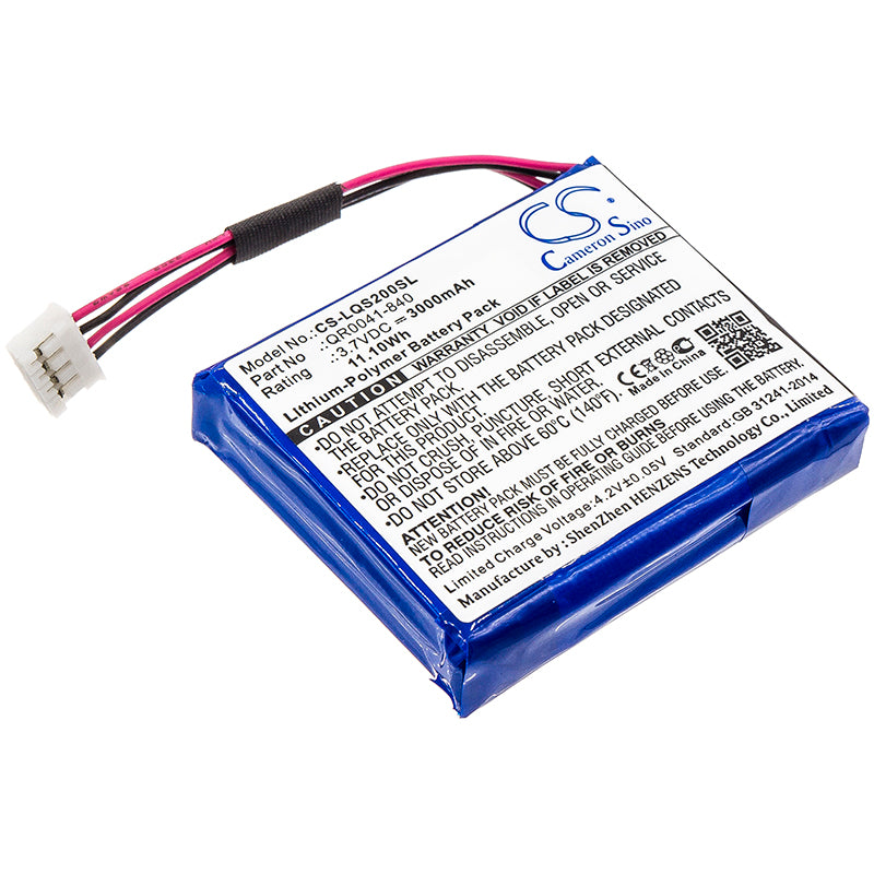 Battery for Qolsys IQ Panel 2