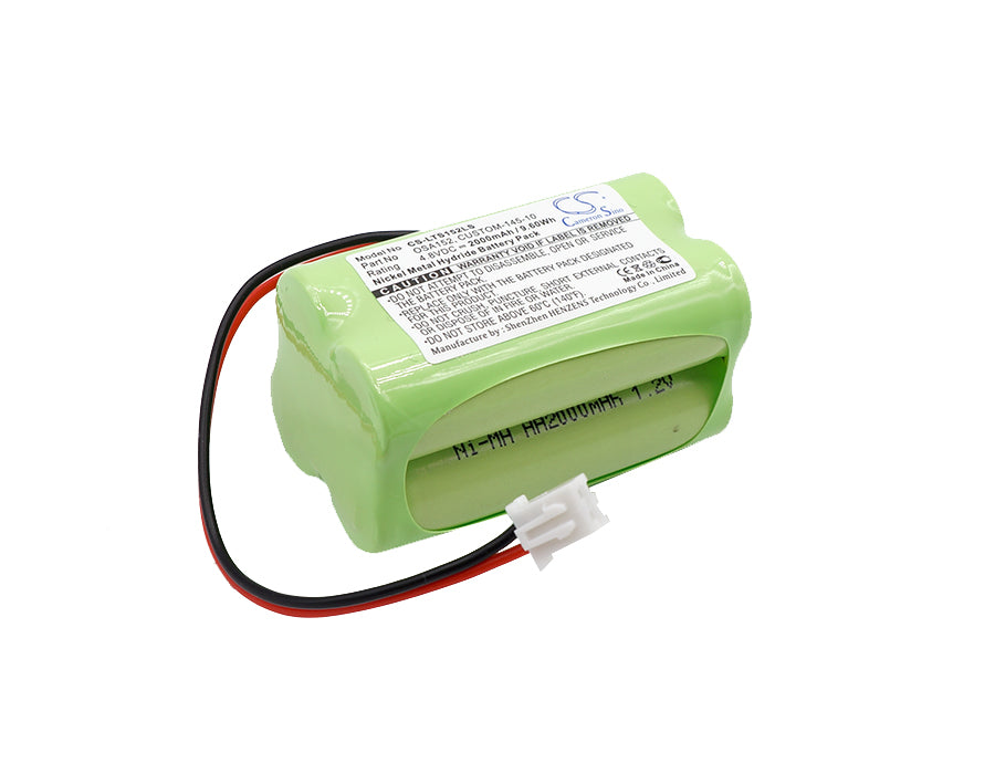Battery for Lithonia Exit Signs D-AA650BX4, Lithonia Daybright D-AA650BX4