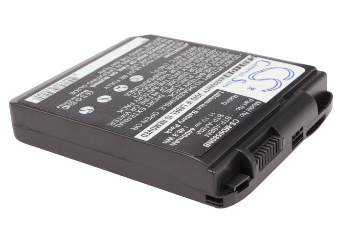 Battery for Medion MD95453, MD95454, MD95800, MD96340, WIM2070