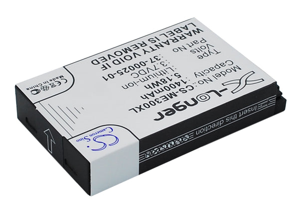 Battery for SkyGolf SG4, SkyCaddie SG4