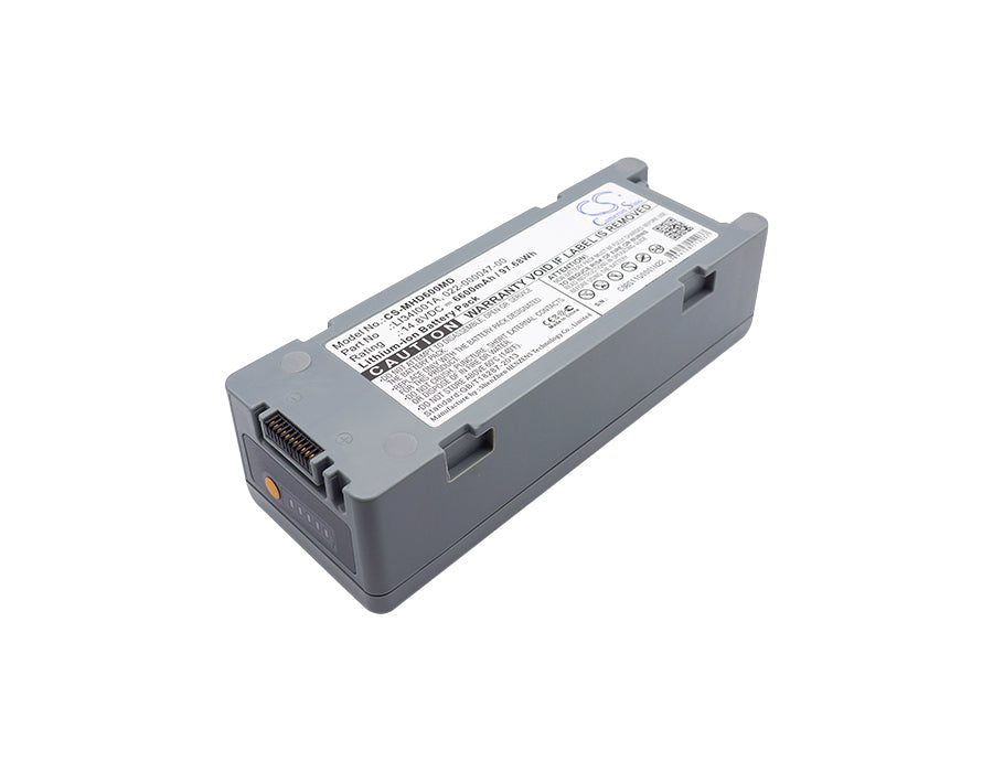 Battery for MINDRAY BeneHeart D6