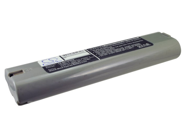 Battery for Makita 4000, 4093D, 4093DW, 4190D, 4190DB, 4190DW, 4190DWD, 4300D, 4300DW, 4390D, 4390DW, 5090D, 5090DW (1500mAh)