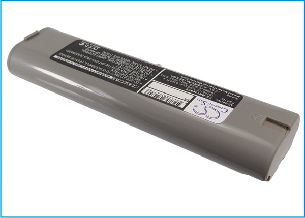 Battery for Makita 4000, 4093D, 4093DW, 4190D, 4190DB, 4190DW, 4190DWD, 4300D, 4300DW, 4390D, 4390DW, 5090D, 5090DW (3000mAh)