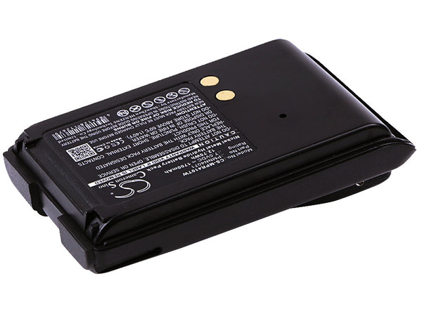 Battery for Motorola Mag One BPR40, A6, A8 (1700mAh)
