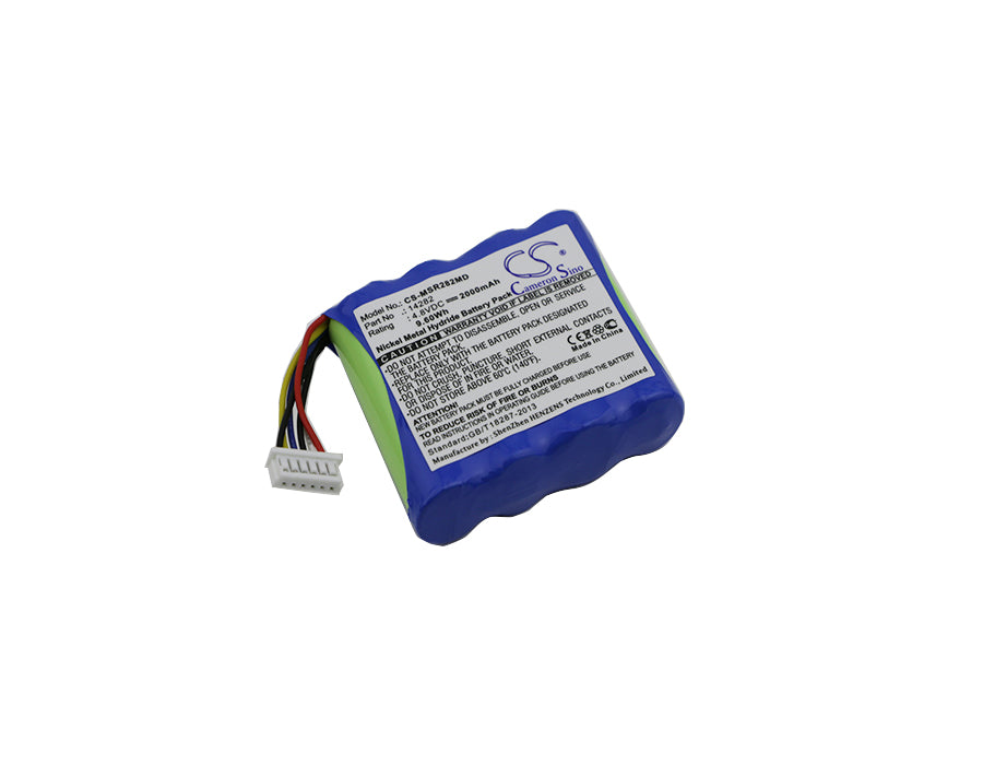 Battery for Masimo pulse oximeter Radical7 Color, Rainbow