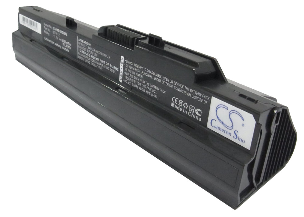 Battery for LG X110 (6600mAh)
