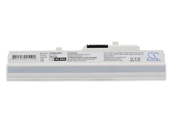 LG X110 (4400mAh) Replacement Battery