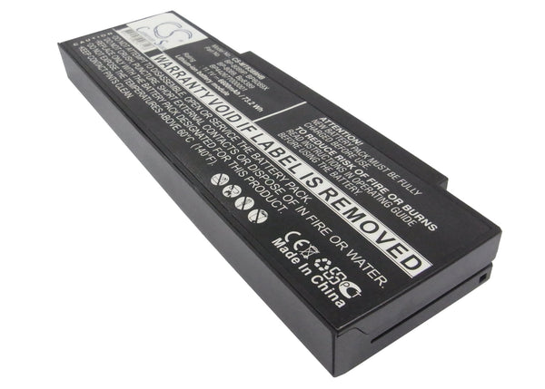Advent 8089P, 8389, 8889, MiNote 8089 (6600mAh) Replacement Battery
