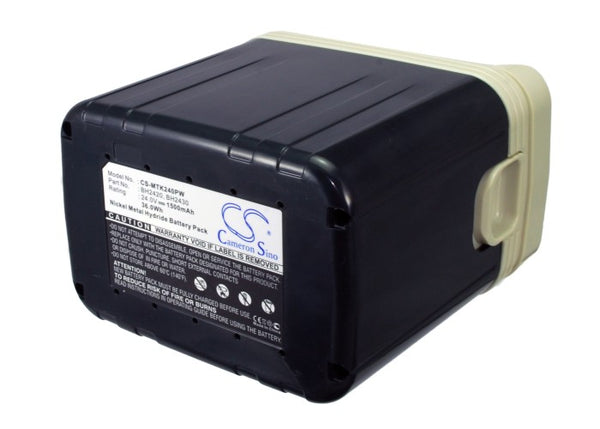 Battery for Makita BDF460, BDF460SF, BDF460SH, BDF460SHE, BDF460SJE, BDF460WA, BDF460WAE, BHP460, BHP460SF, BHP460SH (1500mAh)