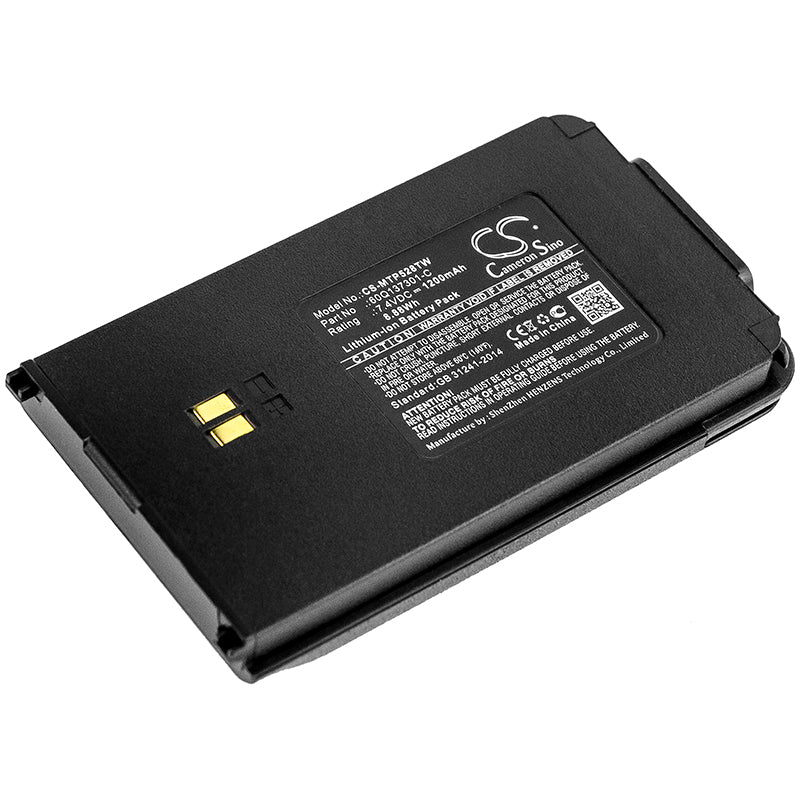 Battery for Motorola Clarigo SMP-508, Clarigo SMP-528, SMP-508