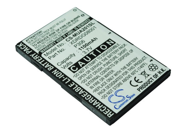 Battery for i-mate JAMA 201, P306