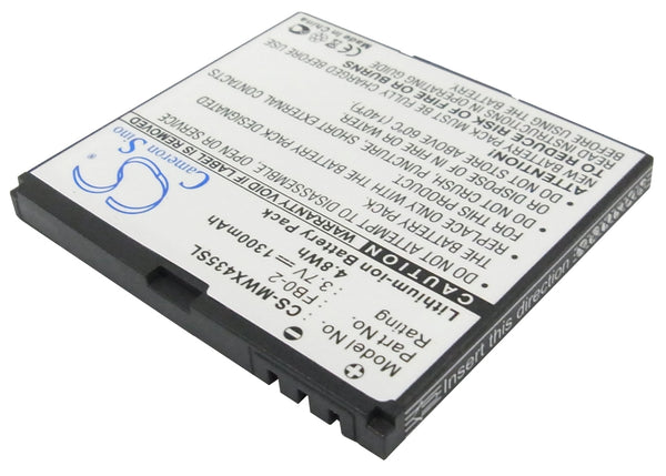 Battery for Motorola Triumph, WX435