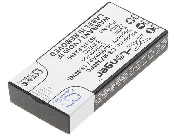 Battery for Universal Remote Control MX-5000