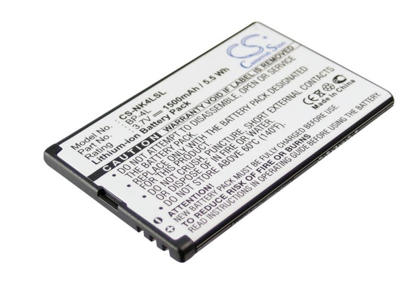 Battery for DIGMA E601hd (1500mAh)