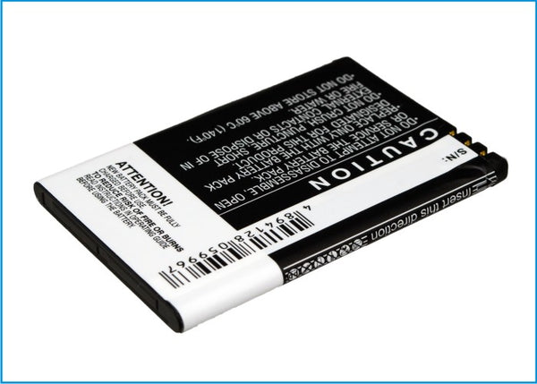 Battery for WEXLER E6002 (1700mAh)