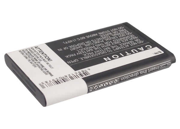 Battery for Sonstige Equinux tizi Mobile TV (1200mAh)