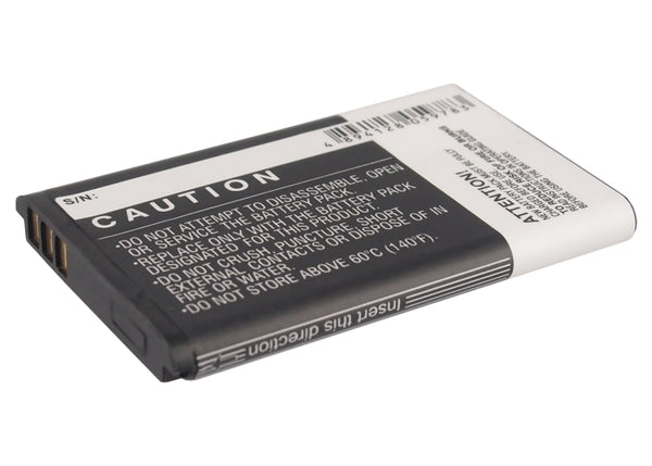 Battery for Anycool Enjoy W02 (1200mAh)