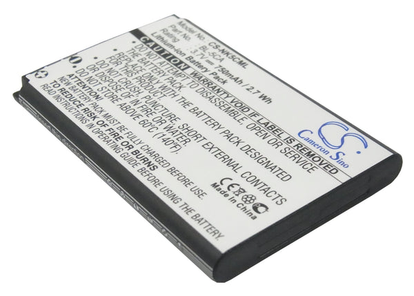 REFLECTA X7-Scan (750mAh) Replacement Battery