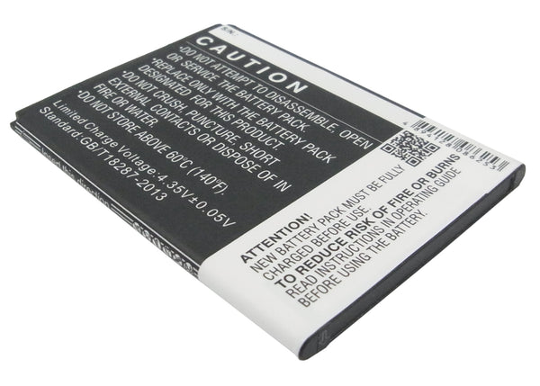 Battery for TCL A450TL, J720, J720T, J726T, J730U, J736L, J738M, OT-4037V, OT-5017