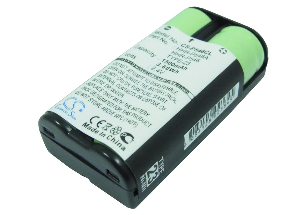 Battery for QWEST QW-2422, QW-2423, QW-2621, QW-2652