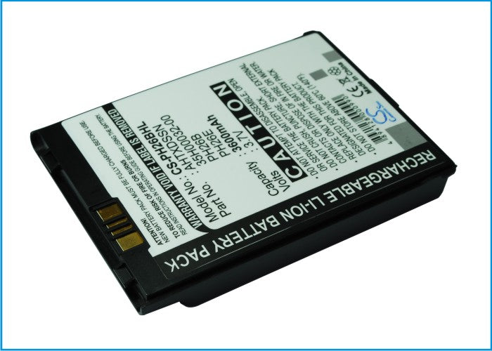 Battery for HTC Blue Angel, Gemini, Harrier